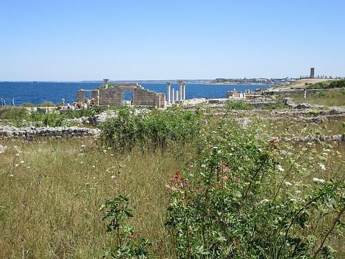 Chersonesus - Greek ruins in Sevastopol