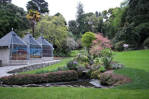 Napier Botanic Gardens