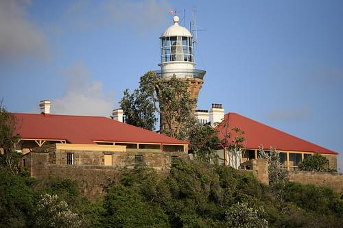 Afternoon Sun, Barrenjoey Lighthouse