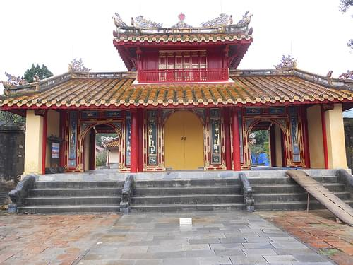 Mausoleum of Minh Mang