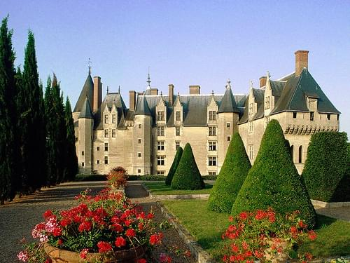 Chateau de Langeais, France