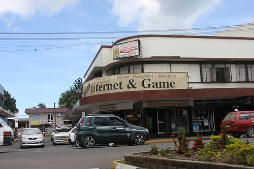Town Center, Lautoka