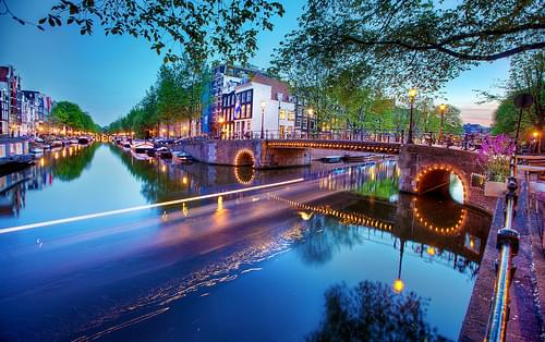 Amsterdam Canals: Herengracht & Brouwersgracht
