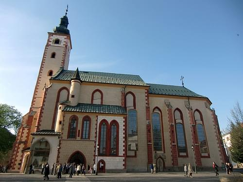 Church of Our Lady, Banska Bystrica