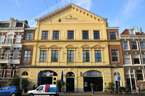 'Verzetsmuseum' Plantage Kerklaan Amsterdam