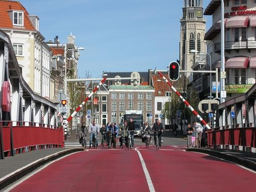 Historic Center, Middelburg