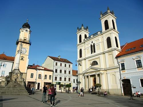 St. Francis Xavier Cathedral, Banska Bystrica