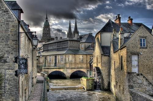 Bayeux.