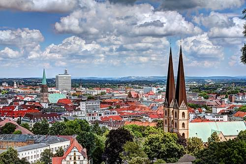 Bielefeld anno 2011