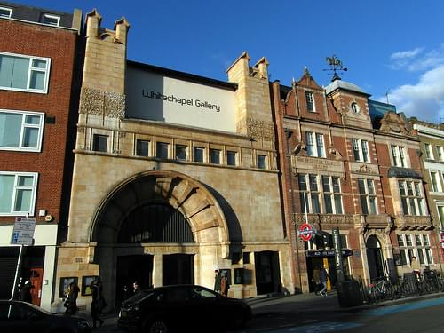 Whitechapel Art Gallery and Library