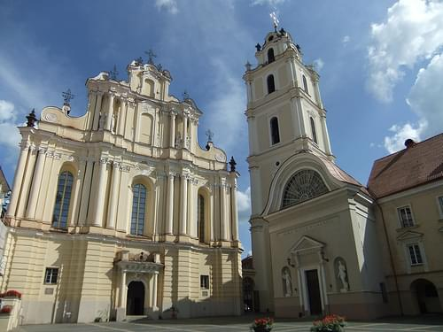 Church of St. Johns, Vilnius