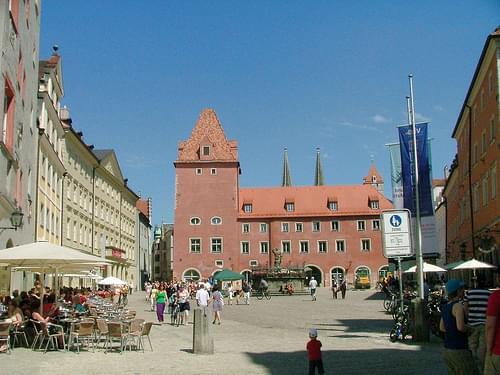 Neue Waag, Regensburg