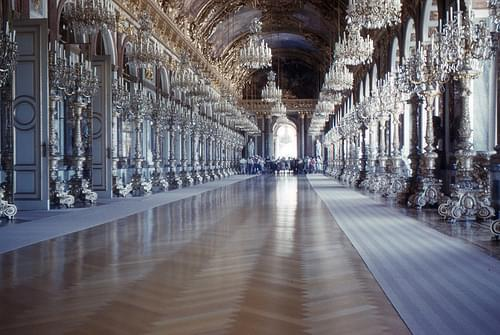 Herrenchiemsee - Hall of Mirrors