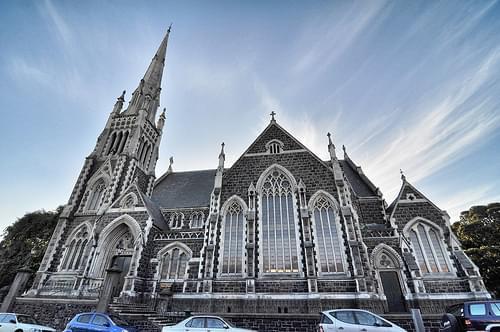 Knox Church, Dunedin