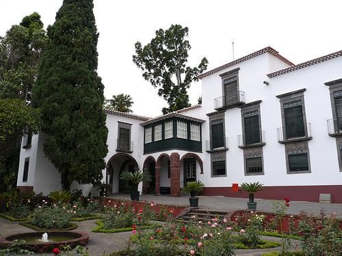 Funchal - Quinta das Cruzes