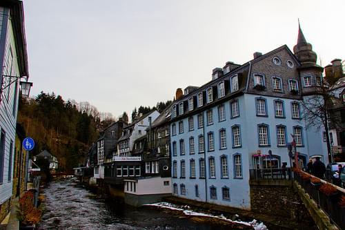Allemagne - Monschau (Montjoie)
