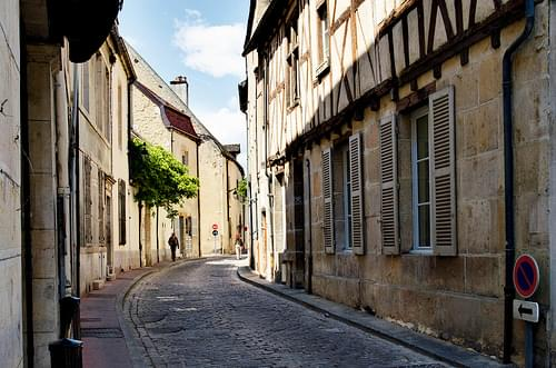 Street in Beaune