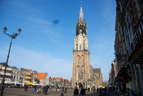 New Church, Delft
