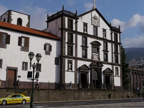 Funchal - Eglise Saint Jean l'évangéliste
