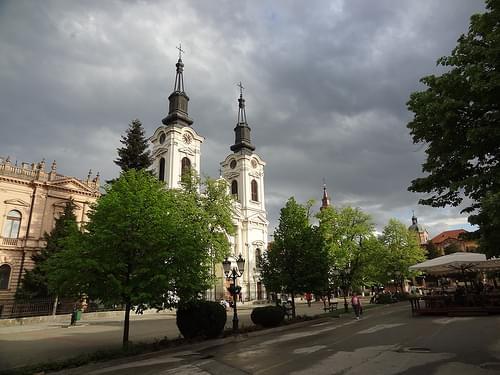 Sremski Karlovci: Cathedral of St Nicholas