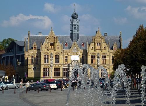 Historic Center, Ypres