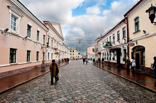 Historic Center, Grodno