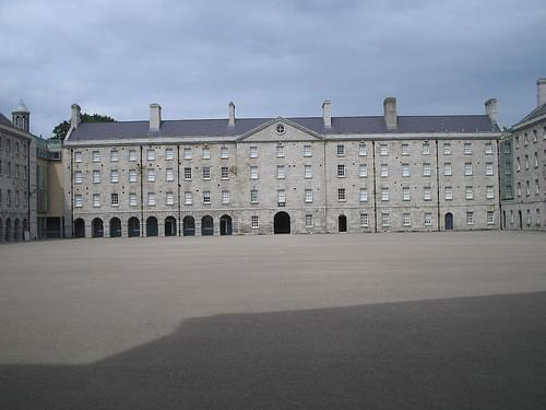 National Museum of Ireland - Decorative Arts and History, Dublin