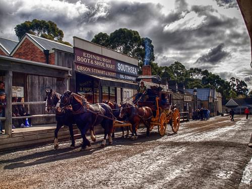 Sovereign Hill, Ballarat
