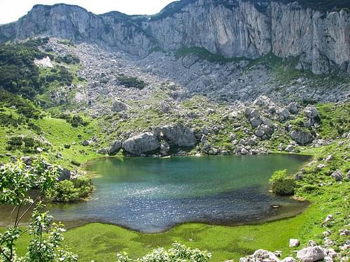 Black Lake, Treskavica