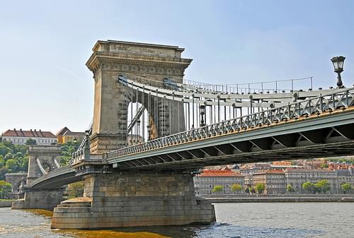 Hungary-0026 - Széchenyi Chain Bridge