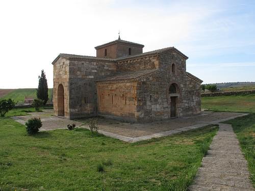 La iglesia visigoda de San Pedro de la Nave