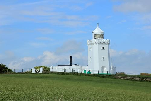 South Foreland Lighthouse (NT) 19-04-2012