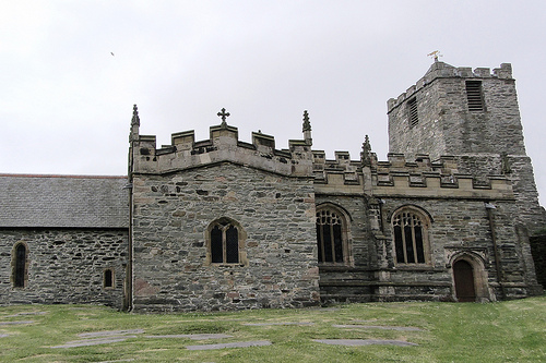 St. Cybi Church, Holyhead, Holy Island (507272)