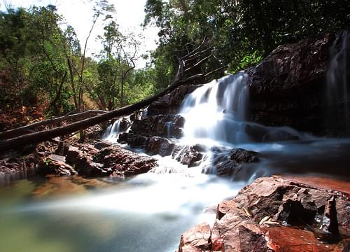 Cascade Falls at Litchfield National Park