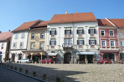 Historic Center, Ptuj