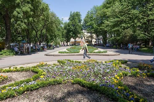 Adam Mickewicz Square