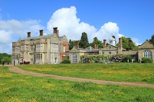 Felbrigg Hall, Gardens & Estate (NT) 04-06-2012