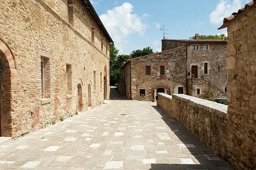 Old Town, San Quirico d'Orcia