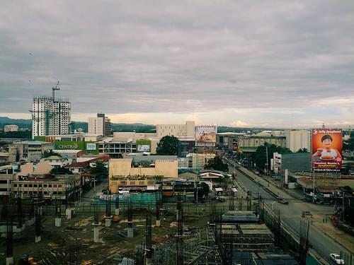 Cagayan de Oro City Skyline