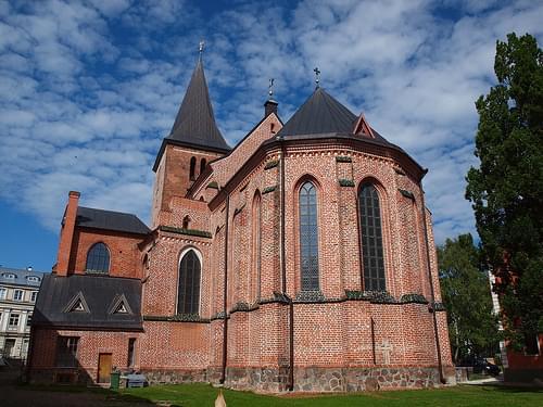 St. John's Church (Jaani Kirik/Johanneskirche), Tartu