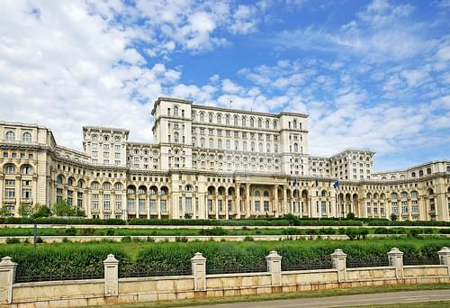Romania-1170 - Palace of the Parliament