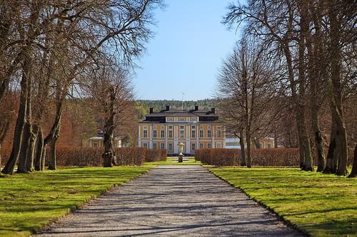 Steninge Slott, Sweden