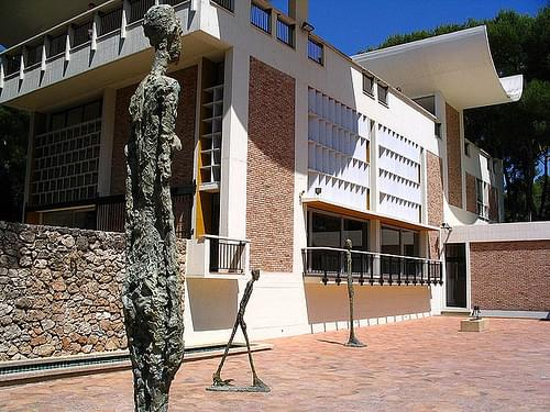 Maeght Foundation, St. Paul de Vence