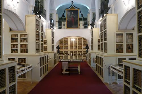 Teleki Library, Targu Mures