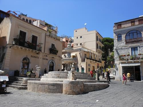 Old Town, Messina
