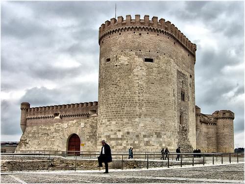 2625-Castillo de Arevalo (Avila)