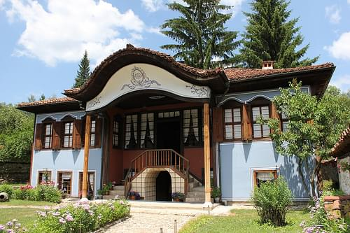 Museum of the Ljutov Residence, Koprivshtitsa