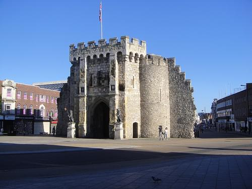 The Bargate