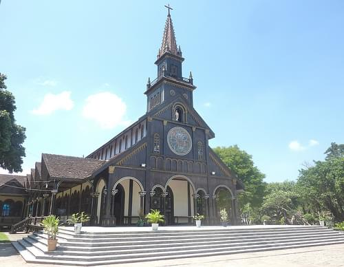 Immaculate Conception Cathedral, Kon Tum