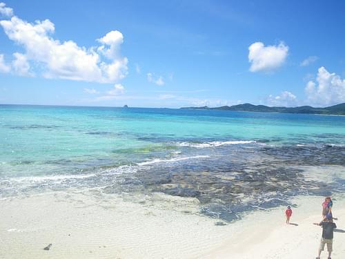 Kume-Island